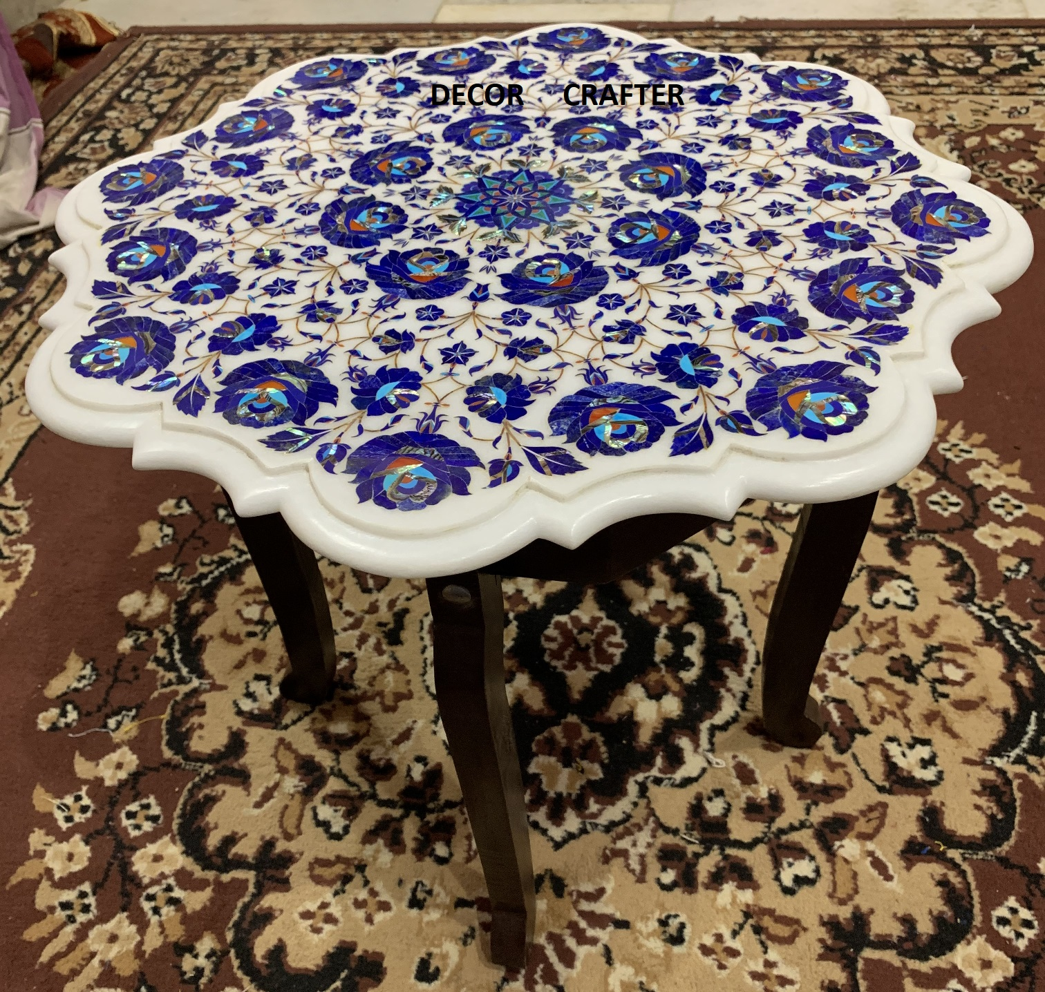Marble Side Table top